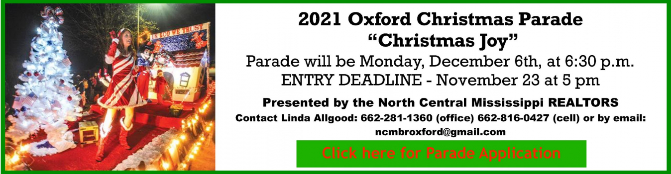 Christmas Parade Slider