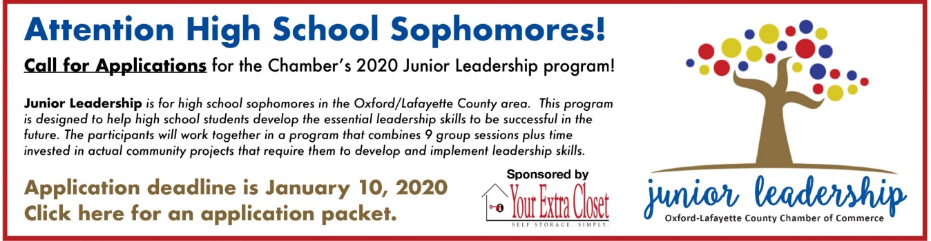 Junior Leadership Slider