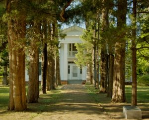 William Faulkner's Home - Rowan Oak, photo by Robert Jordan