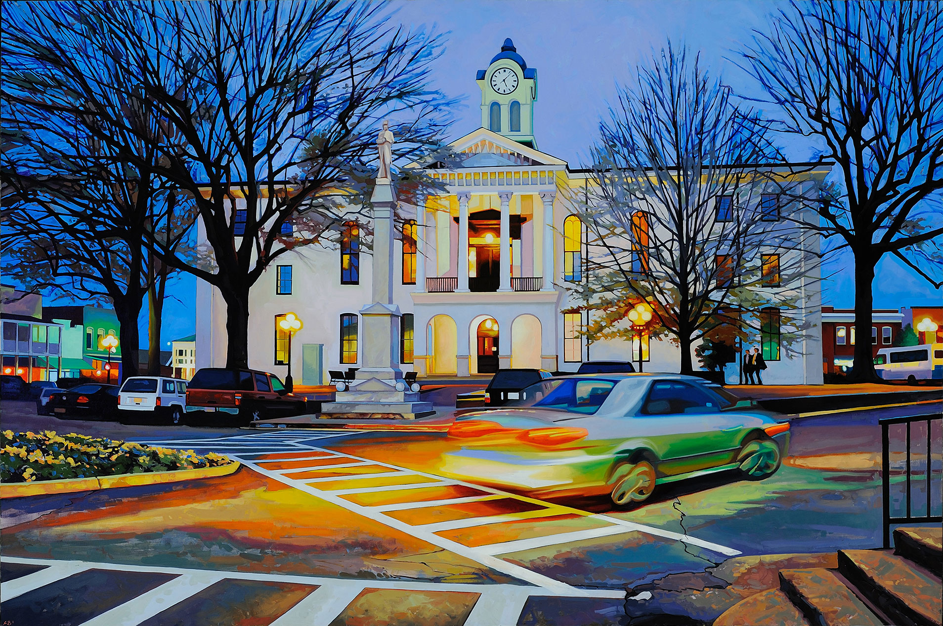 City Of Lafayette >> Chamber Art Series - Oxford Mississippi