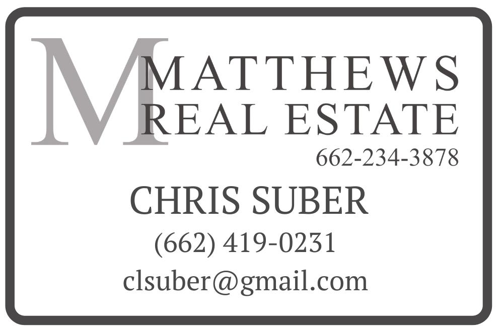 Matthews Real Estate Chris Suber