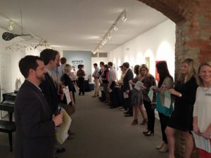 Networking Event at Southside Gallery