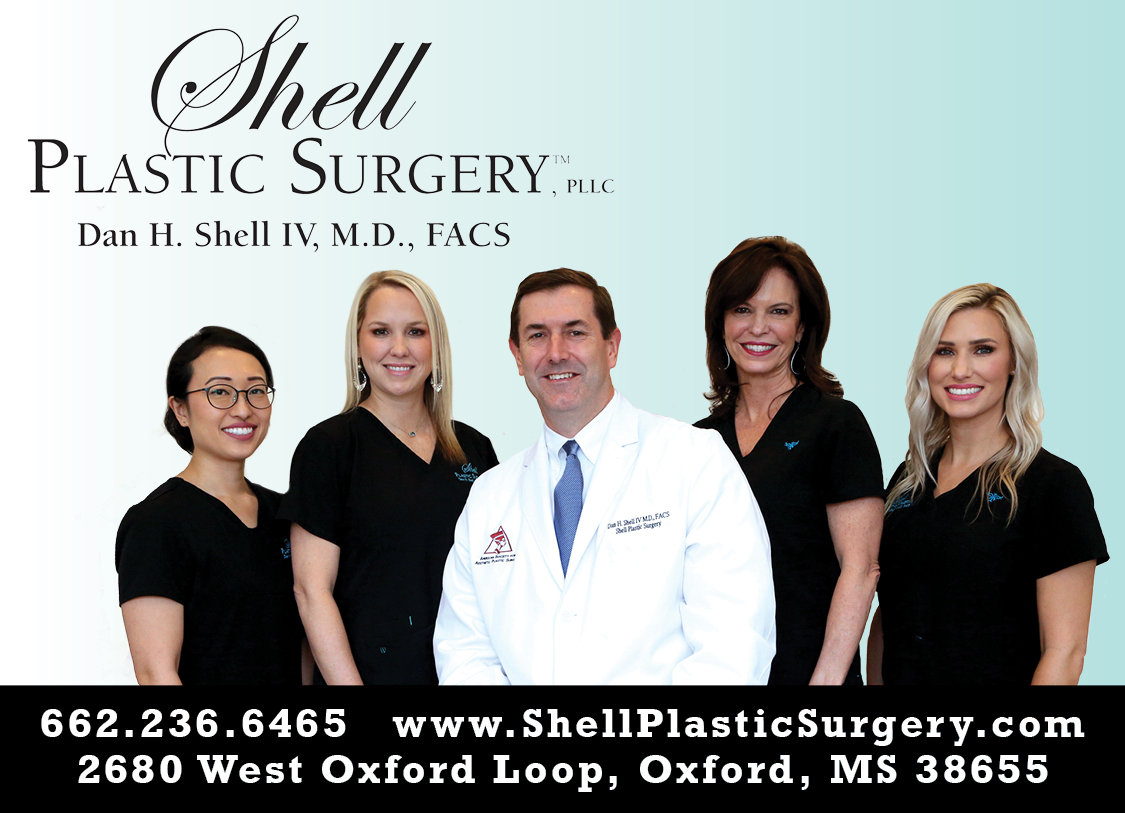 Shell Plastic Surgery