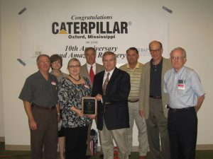 Caterpillar's 10th Anniversary