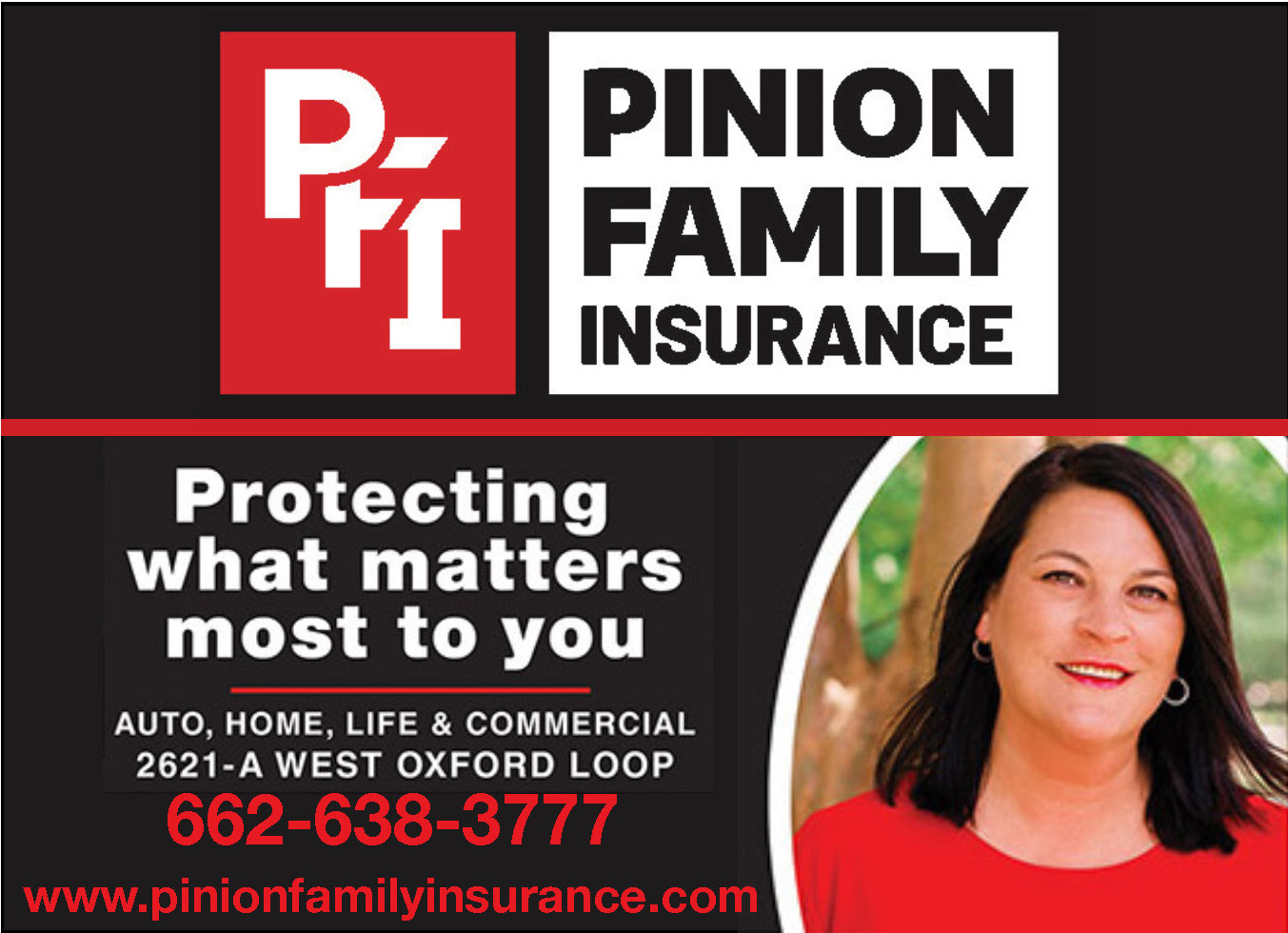 pinion family insurance 2018 web pages